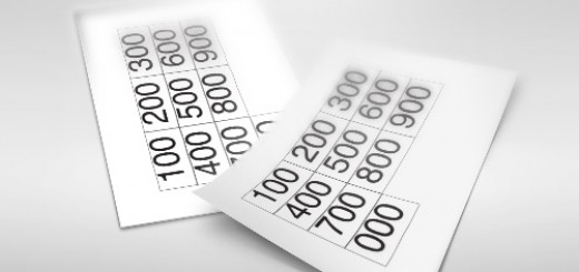 getalkaarten